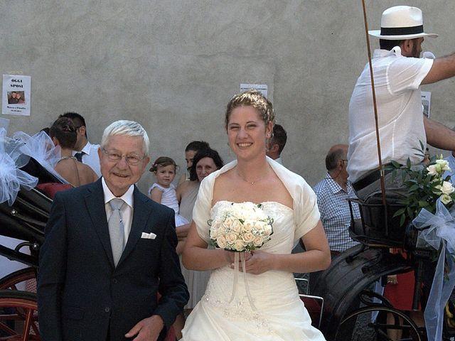 Il matrimonio di Marco e Claudia a San Giorgio Canavese, Torino 24