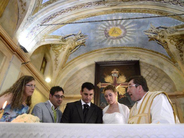 Il matrimonio di Marco e Claudia a San Giorgio Canavese, Torino 25