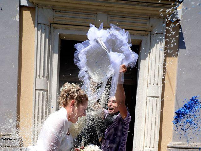 Il matrimonio di Marco e Claudia a San Giorgio Canavese, Torino 26