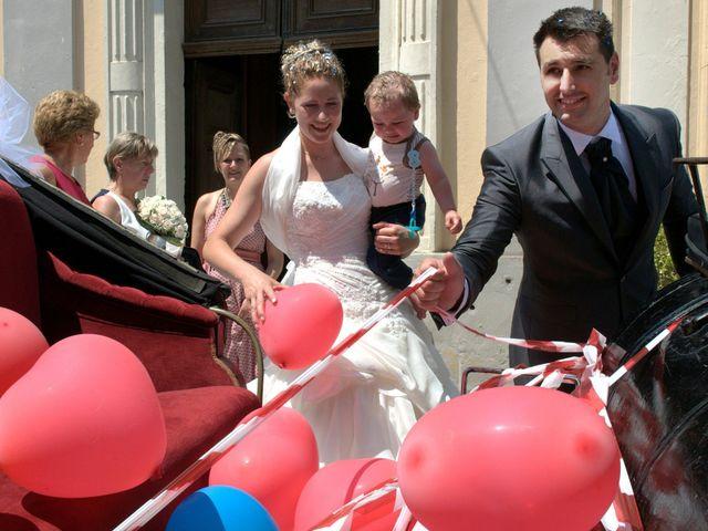 Il matrimonio di Marco e Claudia a San Giorgio Canavese, Torino 28