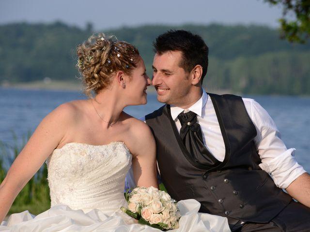 Il matrimonio di Marco e Claudia a San Giorgio Canavese, Torino 2