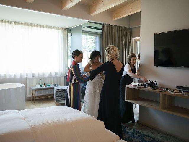 Il matrimonio di Valentina e Michele a Corvara in Badia- Corvara, Bolzano 10