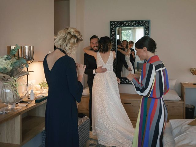 Il matrimonio di Valentina e Michele a Corvara in Badia- Corvara, Bolzano 18