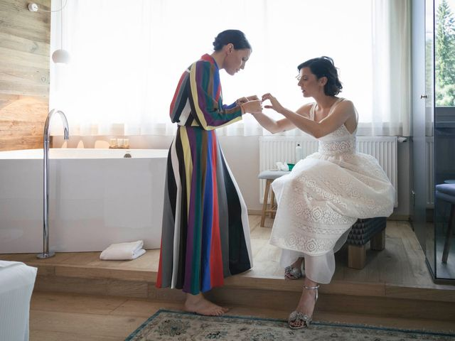 Il matrimonio di Valentina e Michele a Corvara in Badia- Corvara, Bolzano 26