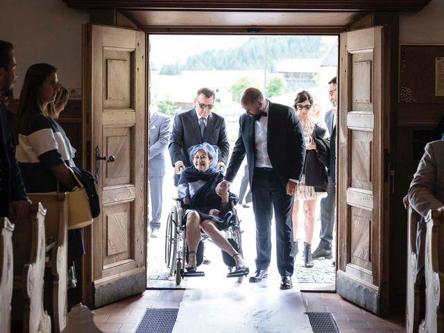 Il matrimonio di Valentina e Michele a Corvara in Badia- Corvara, Bolzano 40