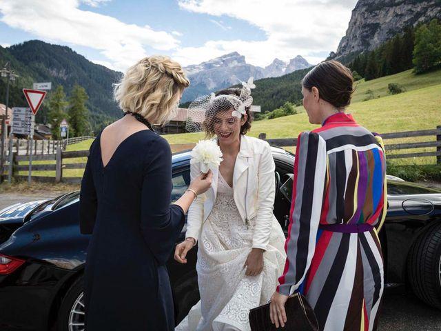 Il matrimonio di Valentina e Michele a Corvara in Badia- Corvara, Bolzano 44