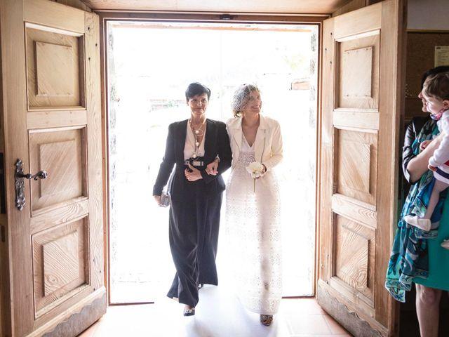 Il matrimonio di Valentina e Michele a Corvara in Badia- Corvara, Bolzano 46