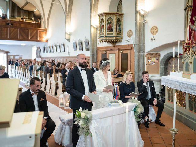 Il matrimonio di Valentina e Michele a Corvara in Badia- Corvara, Bolzano 51