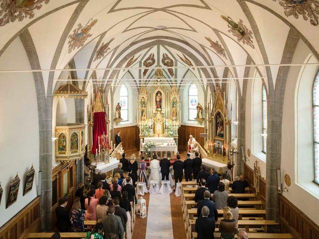 Il matrimonio di Valentina e Michele a Corvara in Badia- Corvara, Bolzano 53