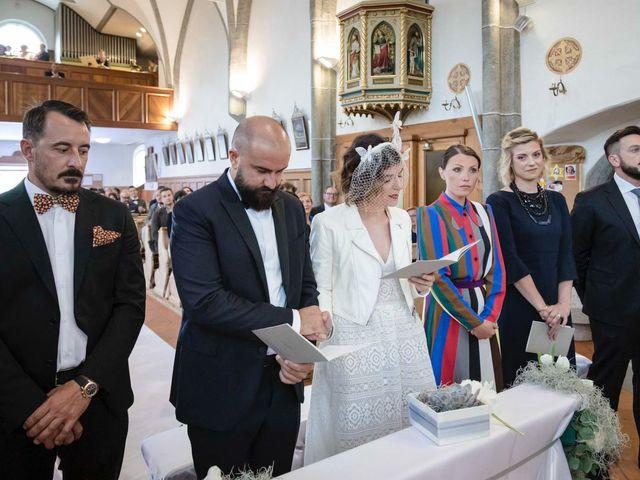 Il matrimonio di Valentina e Michele a Corvara in Badia- Corvara, Bolzano 55