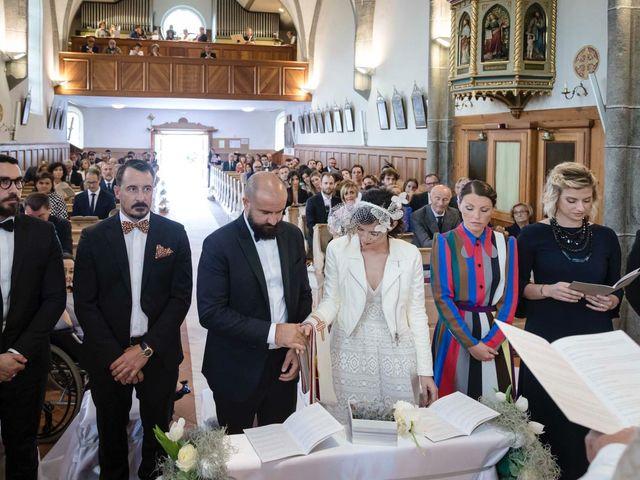 Il matrimonio di Valentina e Michele a Corvara in Badia- Corvara, Bolzano 56