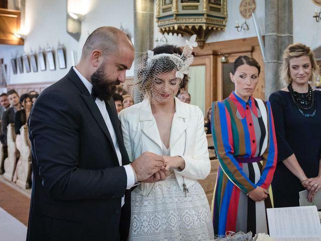 Il matrimonio di Valentina e Michele a Corvara in Badia- Corvara, Bolzano 58