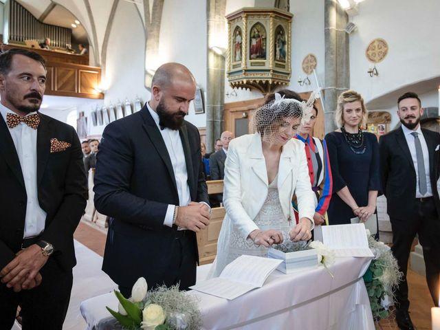 Il matrimonio di Valentina e Michele a Corvara in Badia- Corvara, Bolzano 60