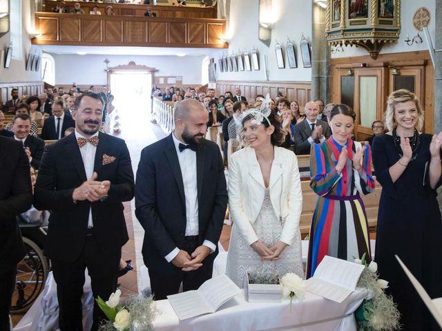 Il matrimonio di Valentina e Michele a Corvara in Badia- Corvara, Bolzano 63