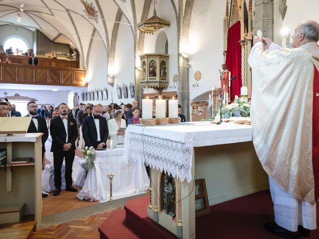 Il matrimonio di Valentina e Michele a Corvara in Badia- Corvara, Bolzano 64