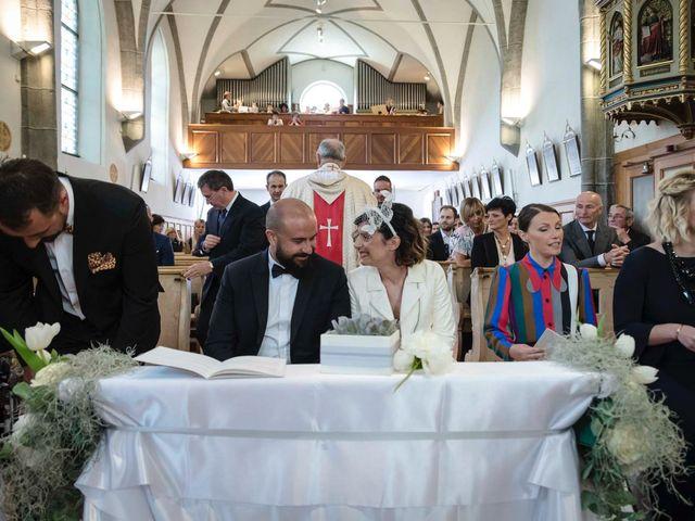 Il matrimonio di Valentina e Michele a Corvara in Badia- Corvara, Bolzano 65