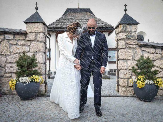 Il matrimonio di Valentina e Michele a Corvara in Badia- Corvara, Bolzano 68