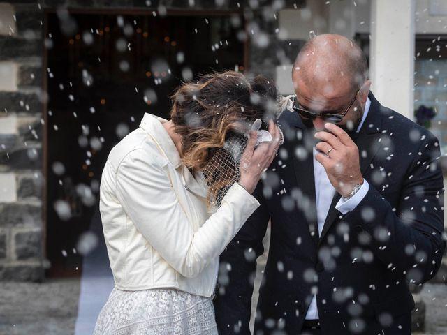 Il matrimonio di Valentina e Michele a Corvara in Badia- Corvara, Bolzano 69