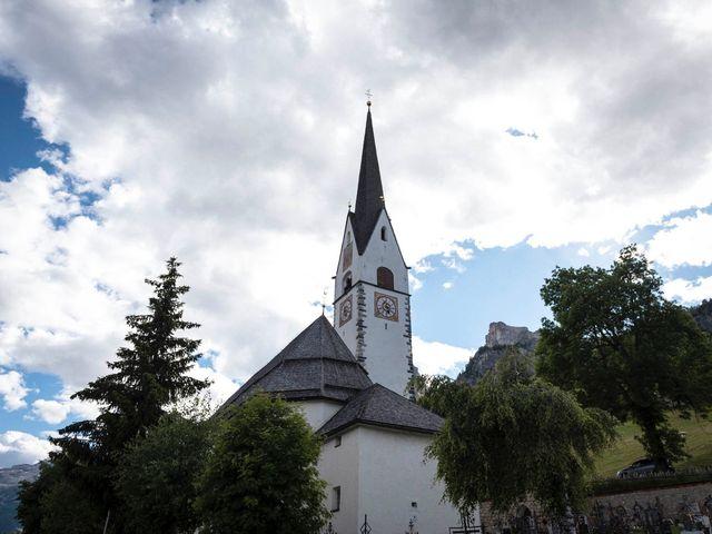 Il matrimonio di Valentina e Michele a Corvara in Badia- Corvara, Bolzano 71