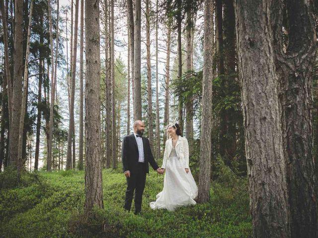 Il matrimonio di Valentina e Michele a Corvara in Badia- Corvara, Bolzano 72