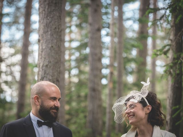 Il matrimonio di Valentina e Michele a Corvara in Badia- Corvara, Bolzano 73