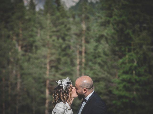 Il matrimonio di Valentina e Michele a Corvara in Badia- Corvara, Bolzano 77