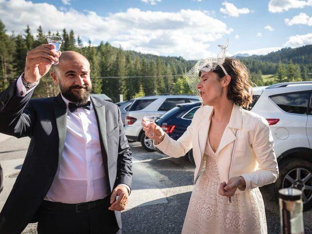 Il matrimonio di Valentina e Michele a Corvara in Badia- Corvara, Bolzano 80