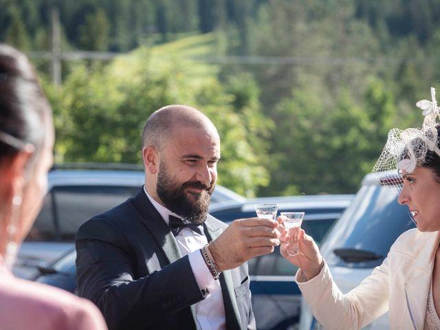 Il matrimonio di Valentina e Michele a Corvara in Badia- Corvara, Bolzano 81