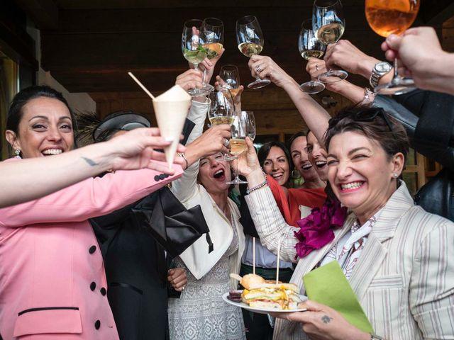 Il matrimonio di Valentina e Michele a Corvara in Badia- Corvara, Bolzano 87