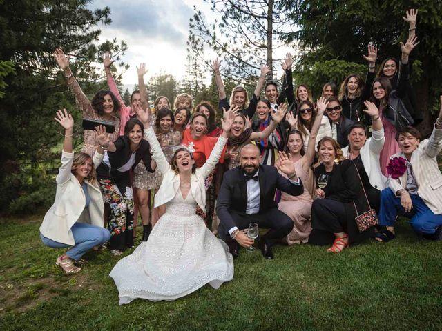 Il matrimonio di Valentina e Michele a Corvara in Badia- Corvara, Bolzano 93