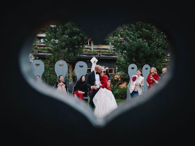 Il matrimonio di Valentina e Michele a Corvara in Badia- Corvara, Bolzano 95
