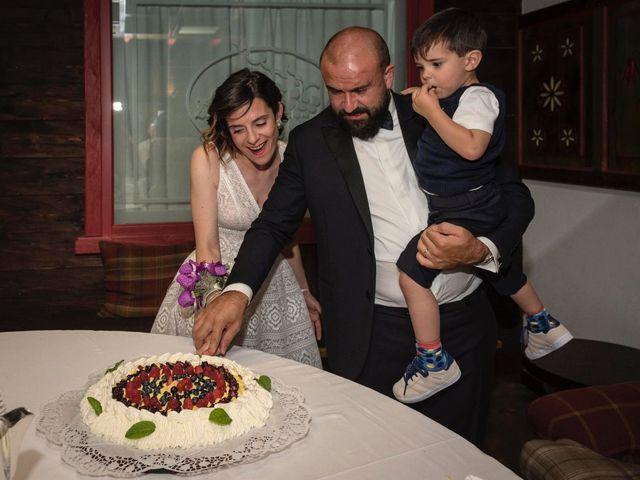 Il matrimonio di Valentina e Michele a Corvara in Badia- Corvara, Bolzano 107