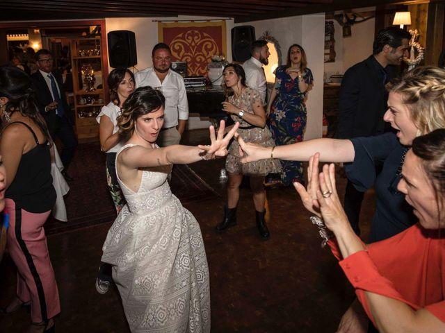 Il matrimonio di Valentina e Michele a Corvara in Badia- Corvara, Bolzano 108