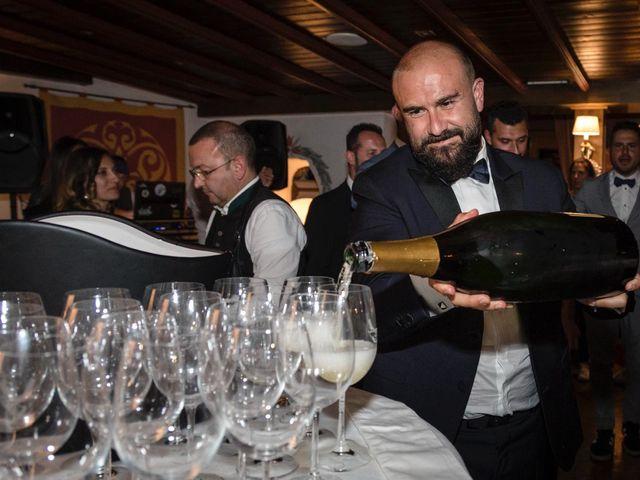 Il matrimonio di Valentina e Michele a Corvara in Badia- Corvara, Bolzano 110