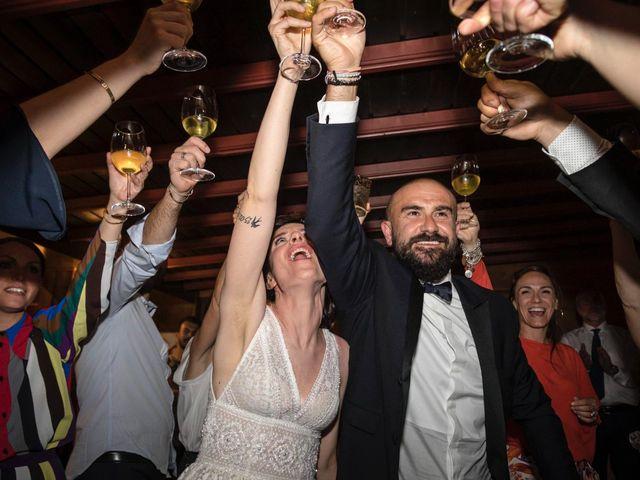 Il matrimonio di Valentina e Michele a Corvara in Badia- Corvara, Bolzano 113