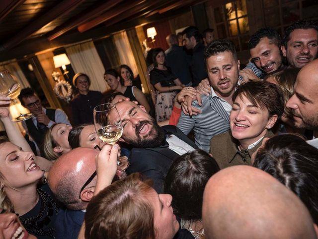 Il matrimonio di Valentina e Michele a Corvara in Badia- Corvara, Bolzano 117