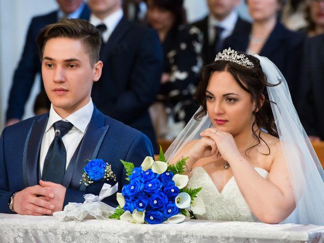 Il matrimonio di Giovanni e Elena a San Marco la Catola, Foggia 7