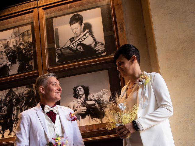 Il matrimonio di Chiara e Monica a Bologna, Bologna 5
