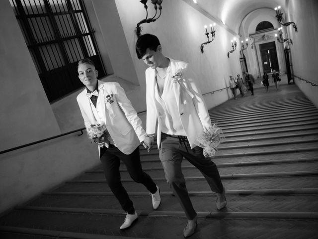 Il matrimonio di Chiara e Monica a Bologna, Bologna 1