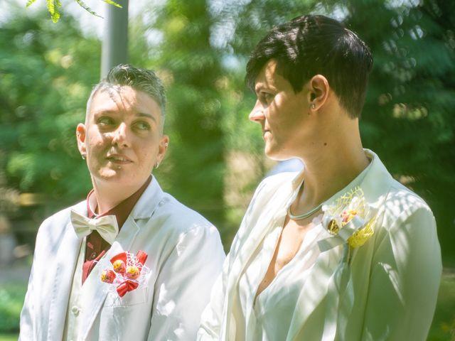 Il matrimonio di Chiara e Monica a Bologna, Bologna 14