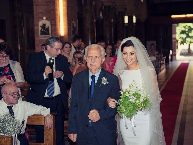 Il matrimonio di Giuseppe e Annalisa a Milano, Milano 45