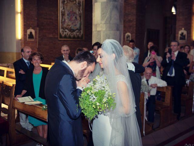 Il matrimonio di Giuseppe e Annalisa a Milano, Milano 46
