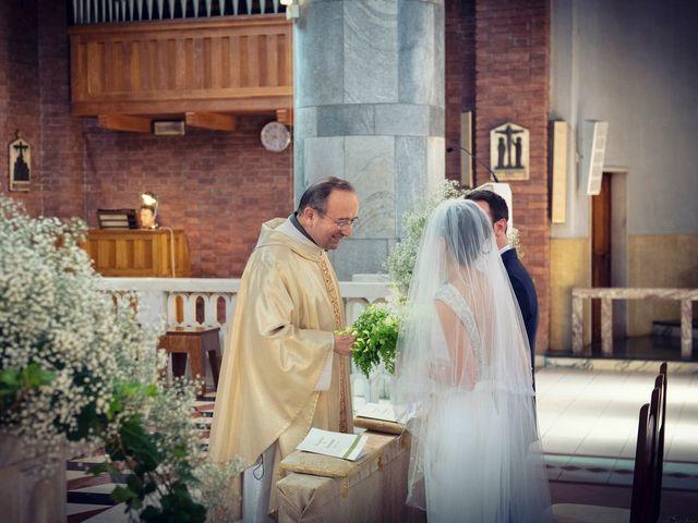 Il matrimonio di Giuseppe e Annalisa a Milano, Milano 47