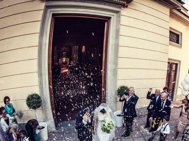 Il matrimonio di Giuseppe e Annalisa a Milano, Milano 61