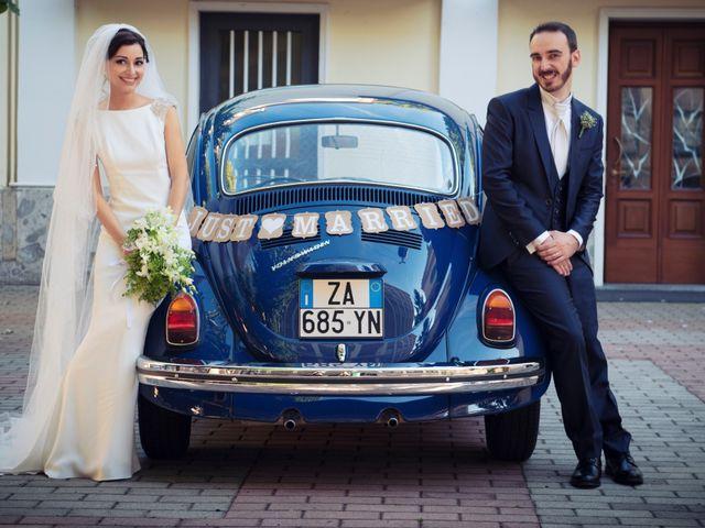 Il matrimonio di Giuseppe e Annalisa a Milano, Milano 73
