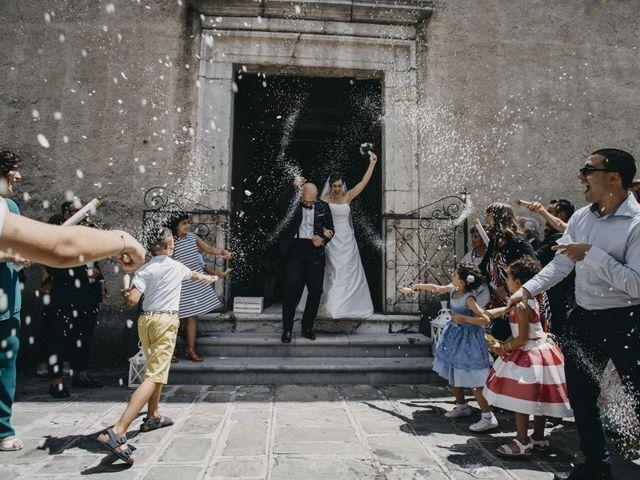 Il matrimonio di Vincenzo e Laura a Moliterno, Potenza 44