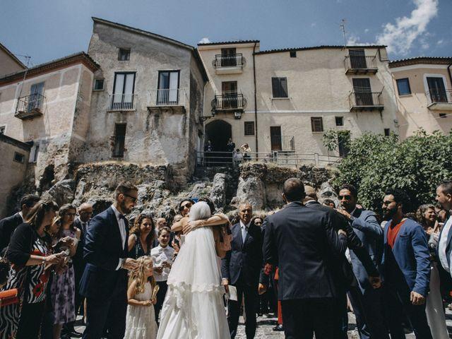 Il matrimonio di Vincenzo e Laura a Moliterno, Potenza 46