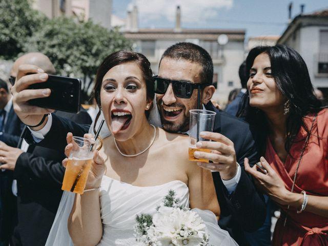 Il matrimonio di Vincenzo e Laura a Moliterno, Potenza 49