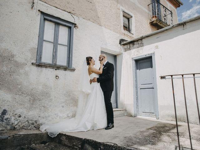Il matrimonio di Vincenzo e Laura a Moliterno, Potenza 50