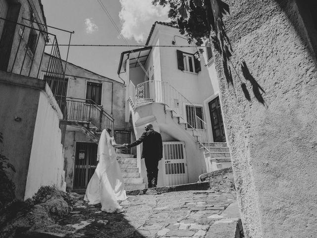 Il matrimonio di Vincenzo e Laura a Moliterno, Potenza 51